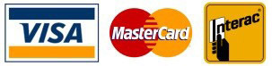 mastercard, visa, interact, garage jpm
